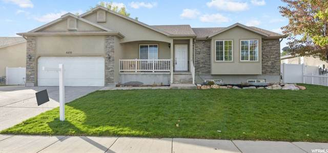 6875 W 3100 S, West Valley City, UT 84128 (#1708569) :: Red Sign Team