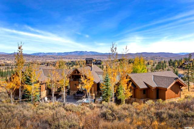 7251 Glenwild Dr #67, Park City, UT 84098 (#1708620) :: The Perry Group