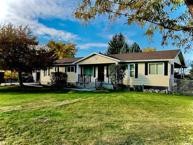 2041 N 1100 E, North Logan, UT 84341 (#1708650) :: RE/MAX Equity