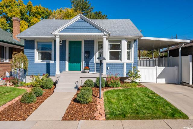 871 E Westminster Ave S, Salt Lake City, UT 84105 (MLS #1708652) :: Lawson Real Estate Team - Engel & Völkers