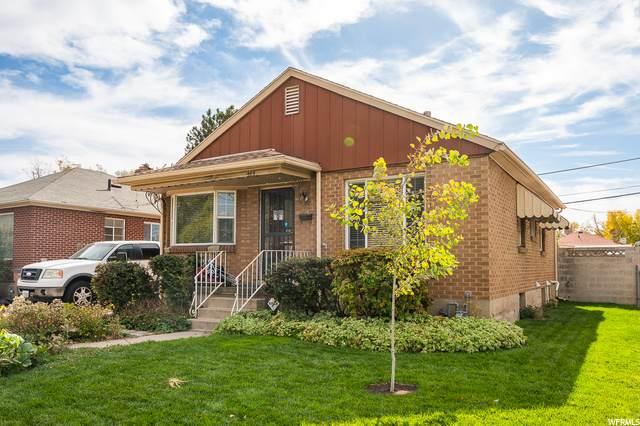 444 E 1300 S, Salt Lake City, UT 84115 (#1708660) :: Doxey Real Estate Group