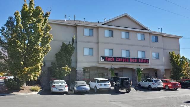 202 E 800 S #104, Orem, UT 84058 (#1708699) :: Doxey Real Estate Group