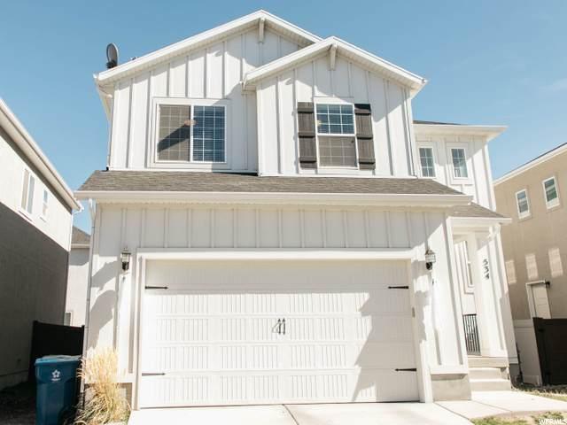 534 N 40 W, Vineyard, UT 84059 (#1708701) :: Berkshire Hathaway HomeServices Elite Real Estate