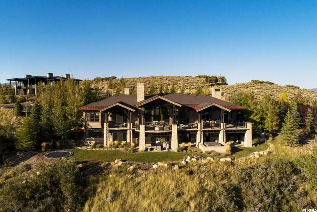8046 N Promontory Ranch Rd, Park City, UT 84098 (#1708721) :: McKay Realty