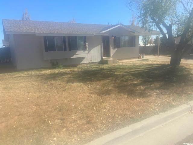 430 N 400 W, Blanding, UT 84511 (#1708730) :: Bustos Real Estate | Keller Williams Utah Realtors
