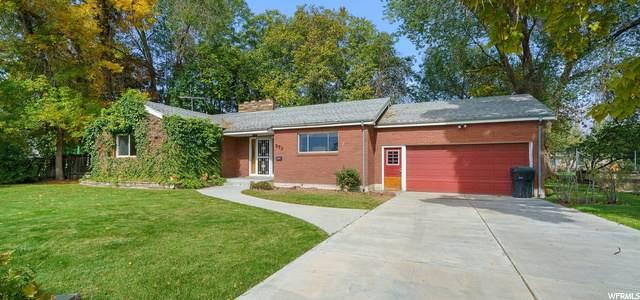 875 E 1450 S St, Orem, UT 84097 (#1708742) :: Big Key Real Estate