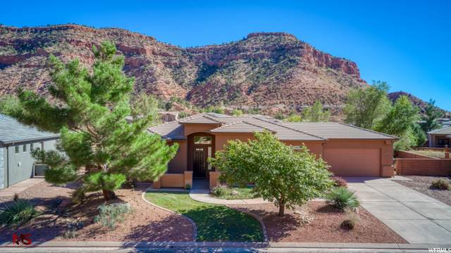 516 E Rainmaker Rd, Kanab, UT 84741 (#1708752) :: Doxey Real Estate Group