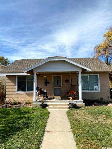 129 N 500 W, Vernal, UT 84078 (#1708762) :: Doxey Real Estate Group