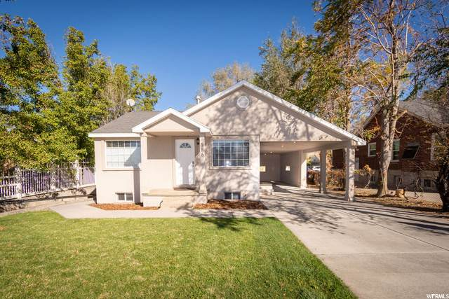 186 W 100 S, Bountiful, UT 84010 (#1708781) :: Gurr Real Estate