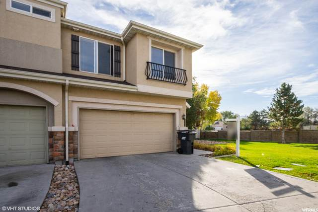 3853 S Clare Dr W, Taylorsville, UT 84119 (#1708785) :: Red Sign Team