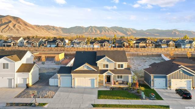 275 W Box Dr, Stansbury Park, UT 84074 (#1708799) :: Red Sign Team