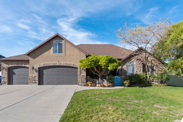 5444 W Genoa Ct, Herriman, UT 84096 (#1708807) :: Gurr Real Estate
