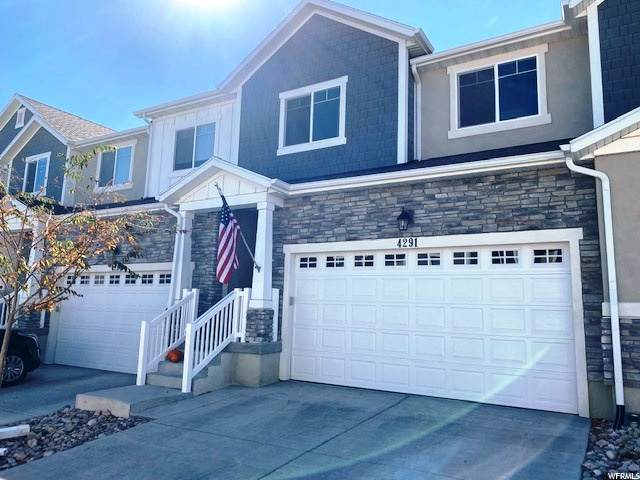 4291 W Nash Ln, Herriman, UT 84096 (#1708831) :: Red Sign Team