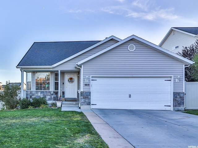 303 W Peach Pl, Saratoga Springs, UT 84045 (#1708842) :: EXIT Realty Plus
