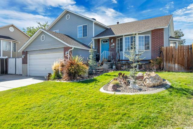6390 S Dry Wind Dr, Taylorsville, UT 84129 (#1708868) :: Red Sign Team