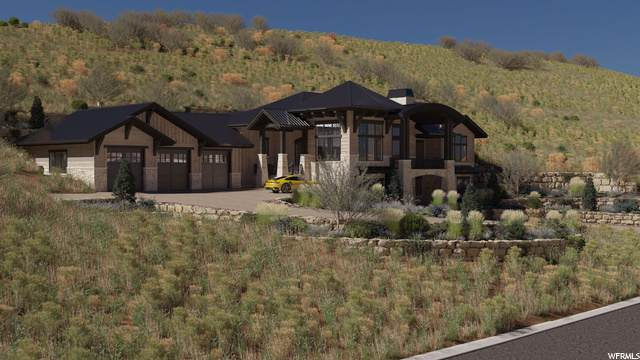 9405 N Uinta Dr, Heber City, UT 84032 (MLS #1708889) :: High Country Properties