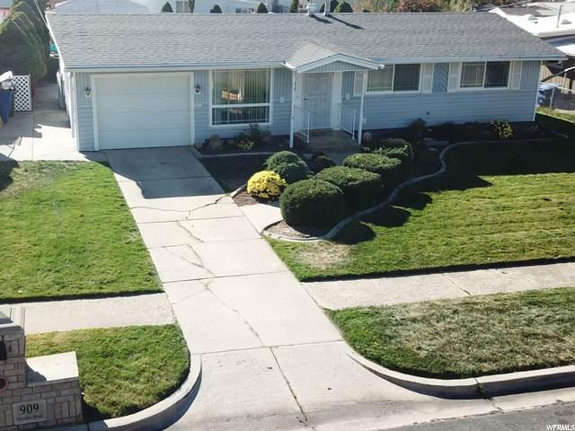 909 Rancho Blvd, Ogden, UT 84404 (#1708894) :: Belknap Team