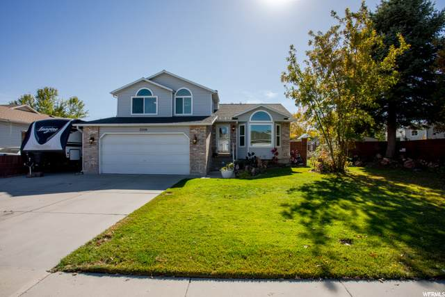 2509 W Masons Mile Dr S, Taylorsville, UT 84129 (#1708909) :: Red Sign Team