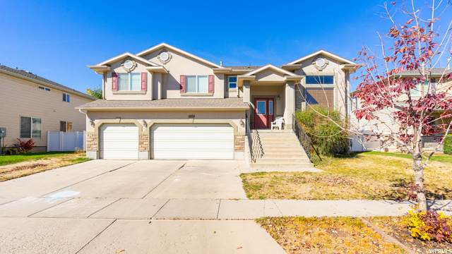 1006 W Oldham  Dr., North Salt Lake, UT 84054 (#1708939) :: McKay Realty