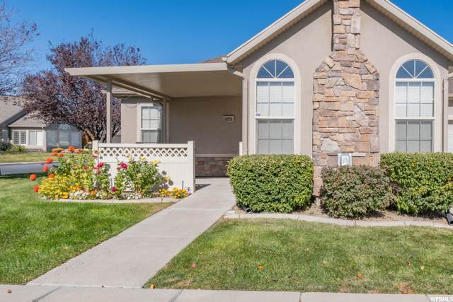 6951 S Country Home Ln W, West Jordan, UT 84084 (#1708975) :: Red Sign Team