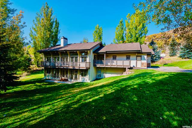 8781 Daybreaker Dr, Park City, UT 84098 (MLS #1708976) :: Lookout Real Estate Group