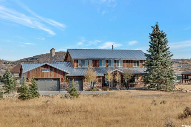 8422 N Redden W, Park City, UT 84098 (#1708998) :: Berkshire Hathaway HomeServices Elite Real Estate