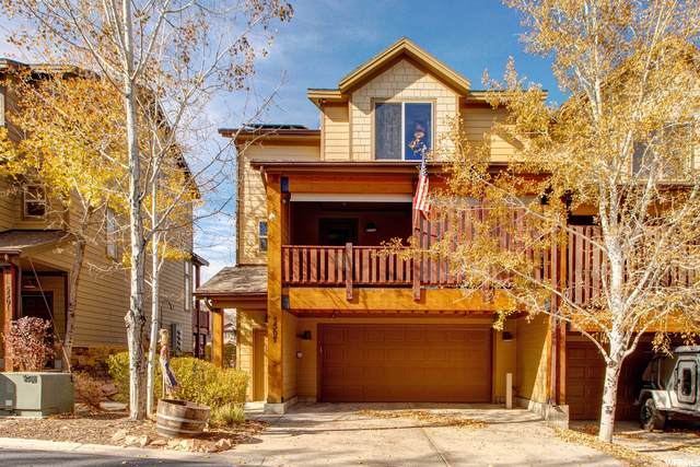5507 Freestyle Way, Park City, UT 84098 (#1709009) :: Red Sign Team