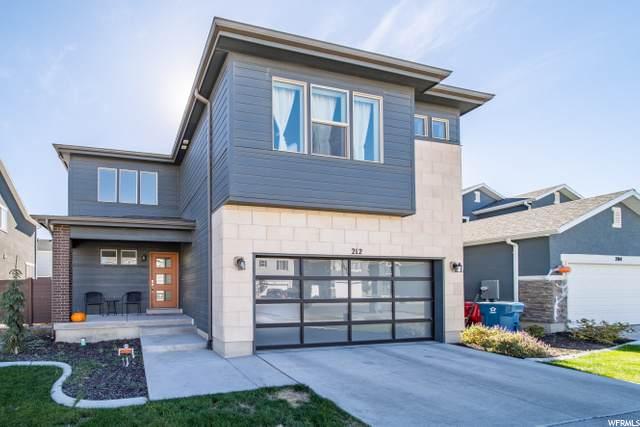 212 E 460 N, Vineyard, UT 84059 (#1709021) :: Berkshire Hathaway HomeServices Elite Real Estate