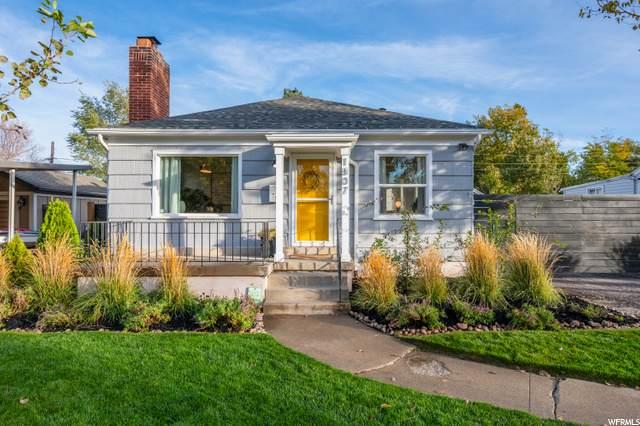 1807 E 3210 S, Salt Lake City, UT 84106 (#1709038) :: RE/MAX Equity