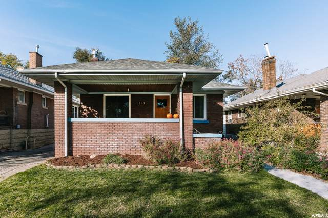 647 E Bryan Ave, Salt Lake City, UT 84105 (MLS #1709059) :: Lawson Real Estate Team - Engel & Völkers