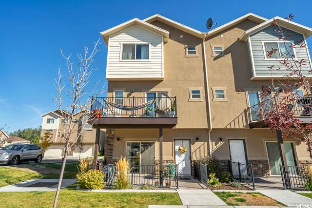3876 S 1530 W #236, West Valley City, UT 84119 (#1709073) :: Red Sign Team