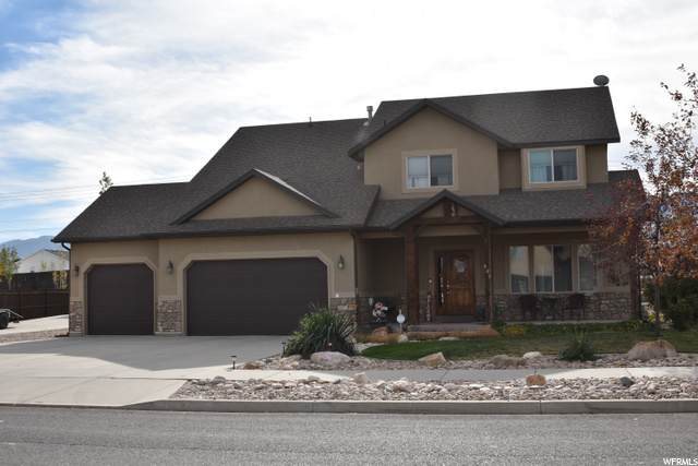 849 N Silver Fox Dr, Grantsville, UT 84029 (#1709075) :: The Fields Team