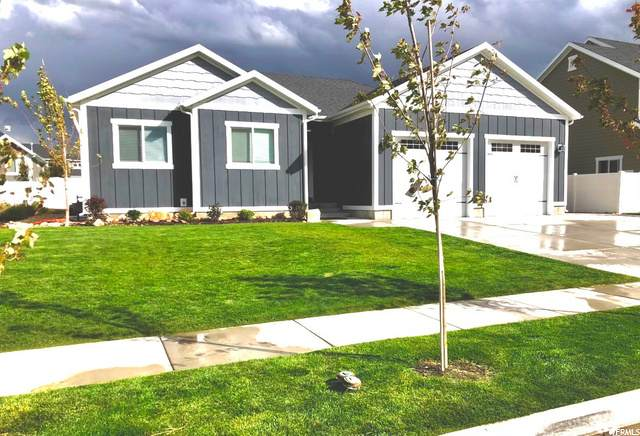 895 S 550 E, Heber City, UT 84032 (#1709091) :: Red Sign Team