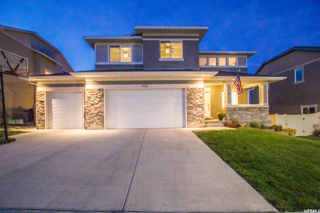 4468 W Breezy Meadow Dr S, Herriman, UT 84096 (#1709121) :: The Fields Team