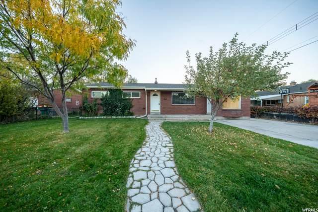 143 S 450 W, Orem, UT 84058 (#1709125) :: Gurr Real Estate