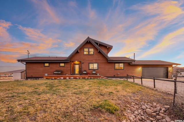 440 E Wasatch Way, Park City, UT 84098 (#1709161) :: Berkshire Hathaway HomeServices Elite Real Estate