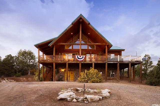 420 S Zion Ridge Dr, Mount Carmel, UT 84755 (#1709169) :: Bustos Real Estate | Keller Williams Utah Realtors