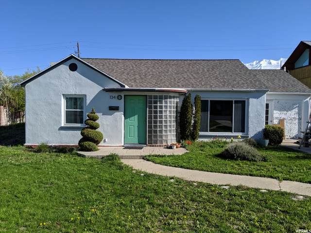 134 W 400 S, Orem, UT 84058 (#1709205) :: The Perry Group