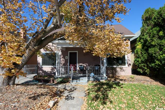 731 E Roosevelt Ave, Salt Lake City, UT 84105 (#1709218) :: Powder Mountain Realty