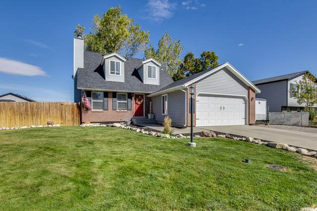 5670 W Cape Cod Dr, West Valley City, UT 84128 (#1709221) :: The Perry Group