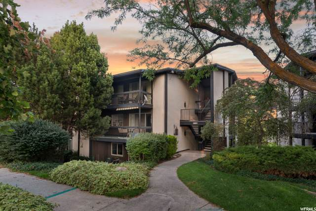 4999 S Eastridge Ln #213, Salt Lake City, UT 84117 (#1709252) :: REALTY ONE GROUP ARETE