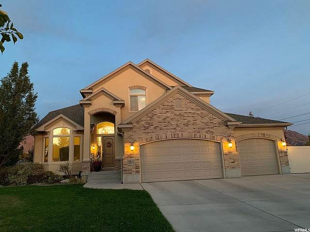 11984 N Westfield Cove Dr W, Highland, UT 84003 (#1709268) :: Powder Mountain Realty