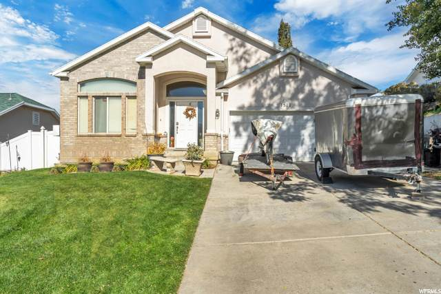 1511 Lakeview Dr, Bountiful, UT 84010 (#1709286) :: Exit Realty Success