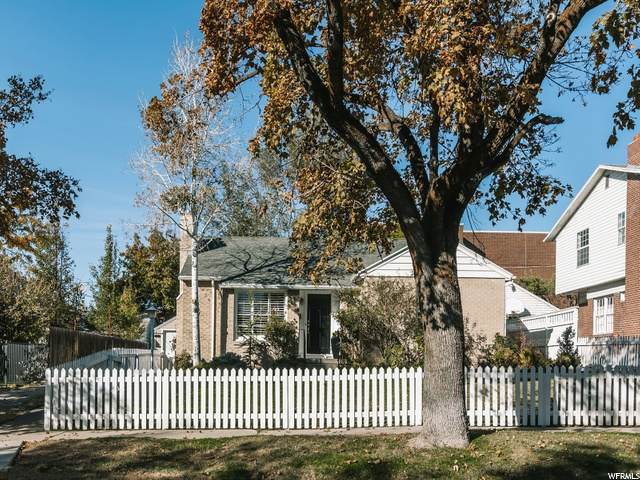 1911 E Princeton Ave S, Salt Lake City, UT 84108 (#1709291) :: Belknap Team
