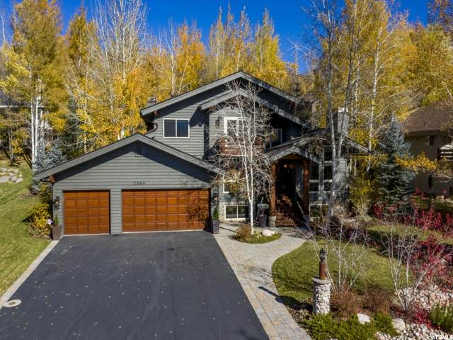 2564 Lower Lando Ln, Park City, UT 84098 (#1709311) :: The Perry Group