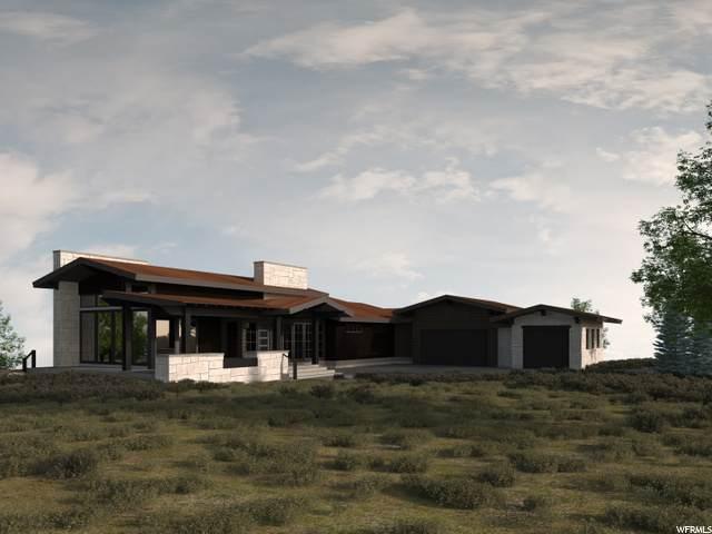 8623 N Promontory Rdg, Park City, UT 84098 (#1709319) :: Berkshire Hathaway HomeServices Elite Real Estate