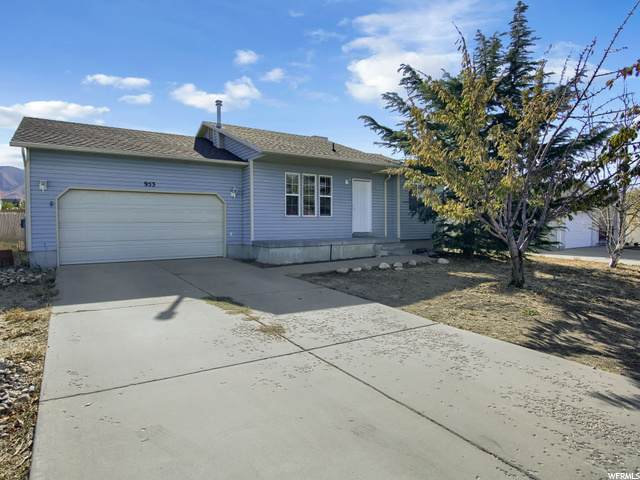 953 W 700 S, Tooele, UT 84074 (#1709327) :: The Fields Team