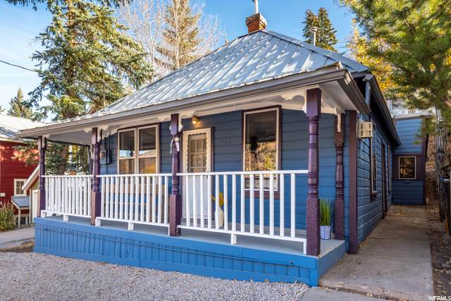 416 Marsac Ave, Park City, UT 84060 (#1709331) :: Powder Mountain Realty