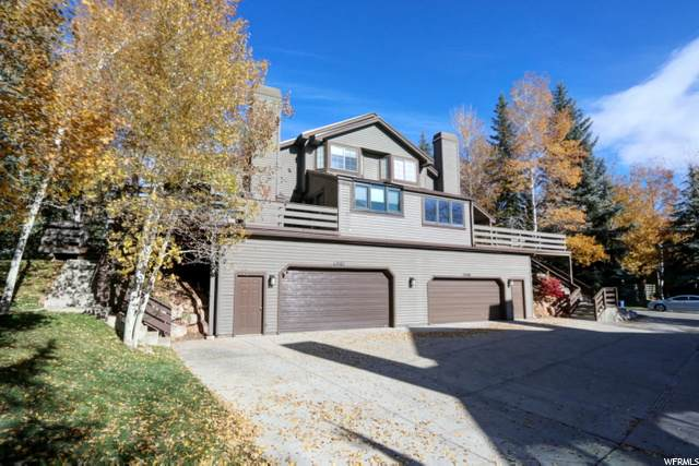 3083 Elk Run Dr, Park City, UT 84098 (#1709340) :: The Perry Group