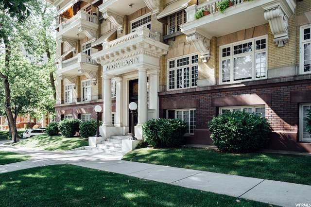 839 E E South Temple E #303, Salt Lake City, UT 84102 (#1709342) :: Big Key Real Estate